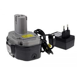 Hochenergiebatterie - Akku für Baustellenradios