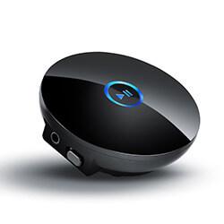 schwarzer Bluetooth Empfänger CSL