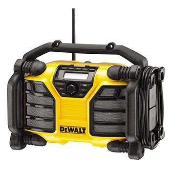 Baustellenradio DeWALT DCR017