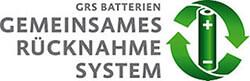 GRS - Gemeinsames Rücknahmesystem - Batterien und Akkus richtig entsorgen