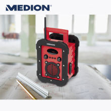 Medion Life E66285 (MD84815) - Aldi Baustellenradio